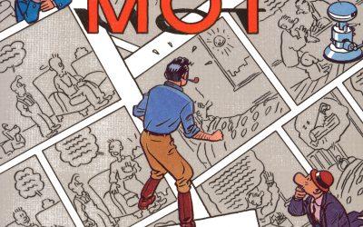 La bande dessinée au pied du mot