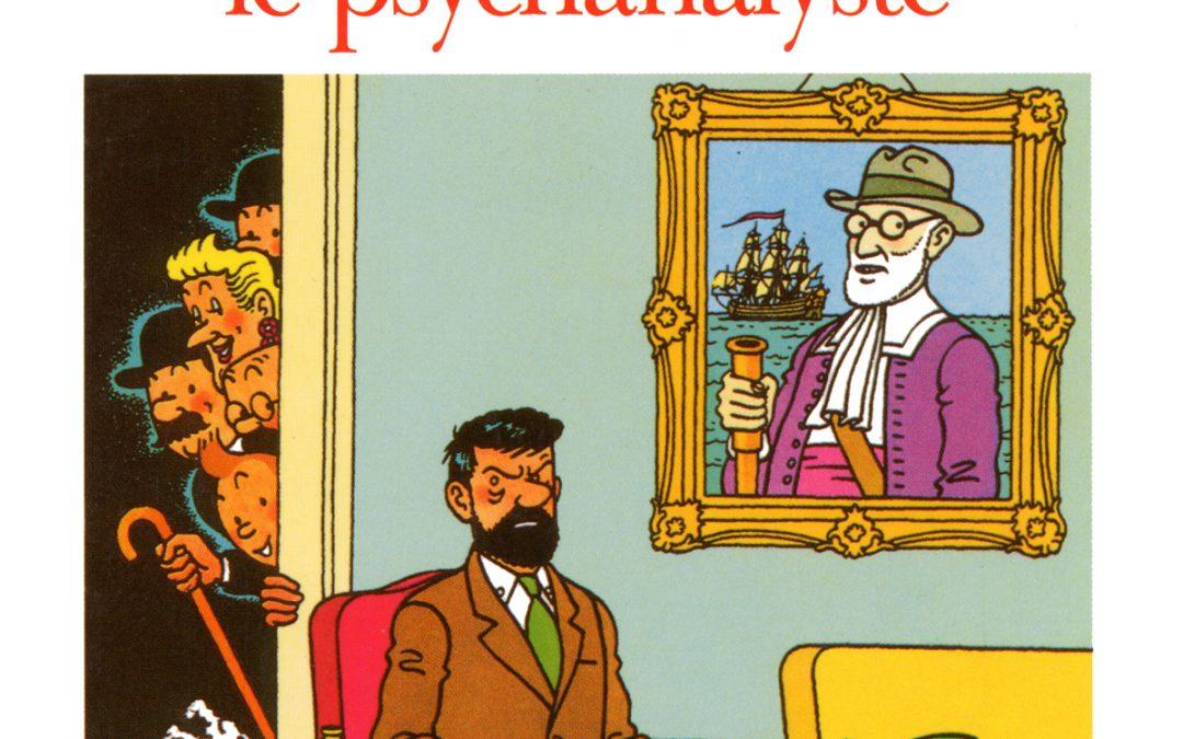 Tintin chez le psychanalyste
