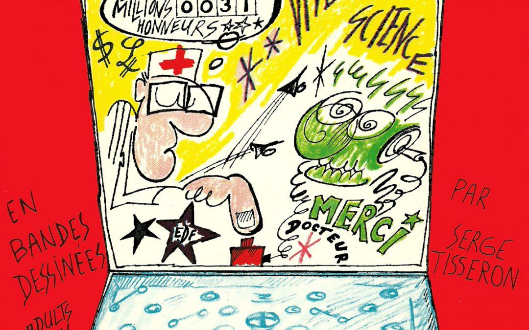 Histoire de la psychiatrie en bandes dessinées