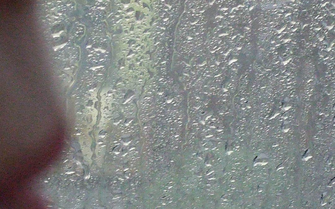 Pluie en Toscane