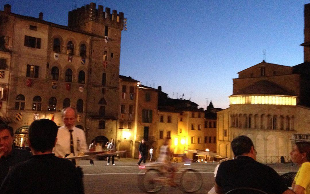 Arezzo nuit
