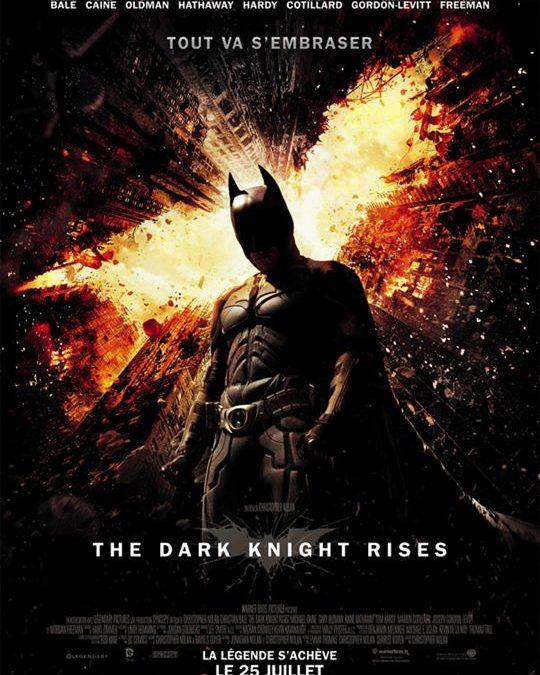 The Dark Knight Rises – Comment une société fait évoluer ses mythes au gré des traumatismes qu'elle subit