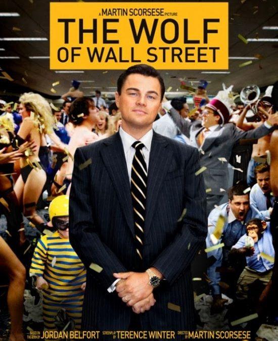 Le Loup de Wall Street – La jouissance des transgressions