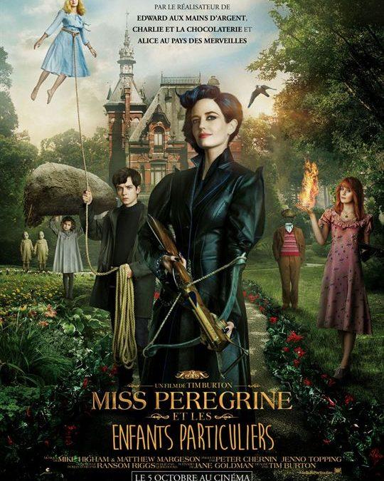 Miss Peregrine et les enfants particuliers – Comment apprivoiser l'inquiétante étrangeté