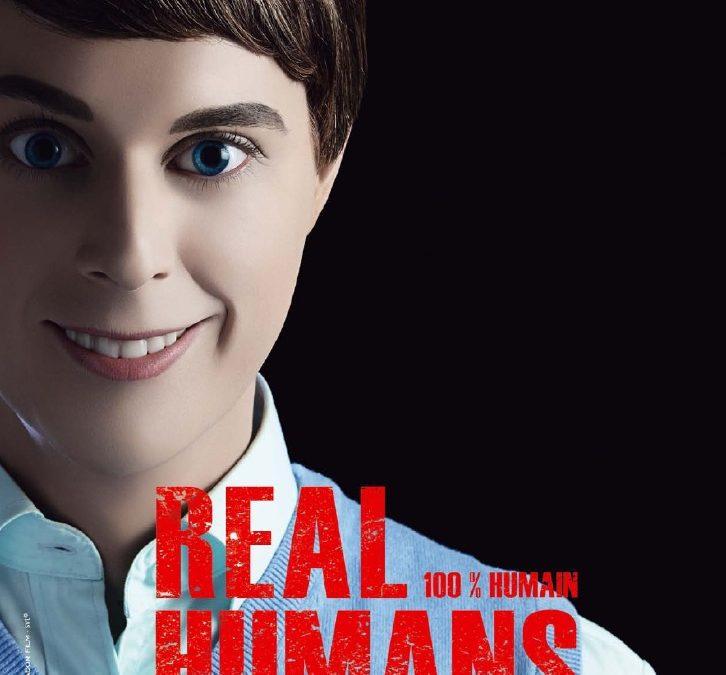 Real Humans – Voudriez vous un robot qui vous ressemble?