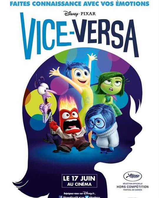 Vice-Versa – Joie et Tristesse, les inséparables