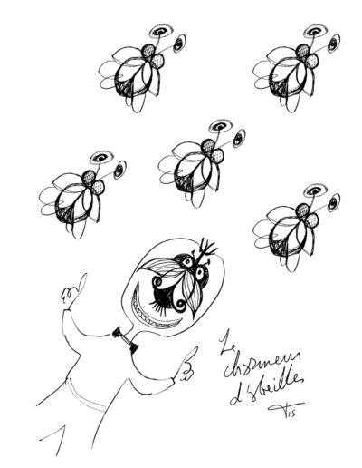 Le charmeur d'abeilles 2