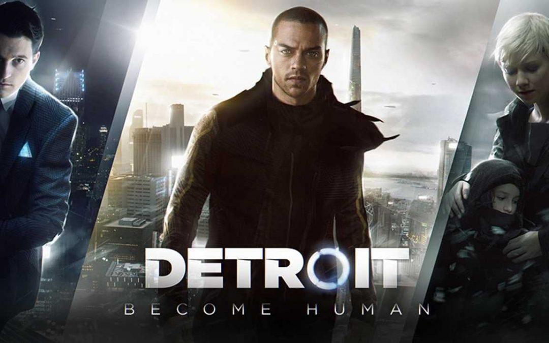 Détroit, un jeu vidéo narratif de David Cage